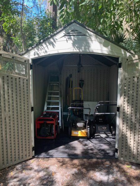 Storage-Shed